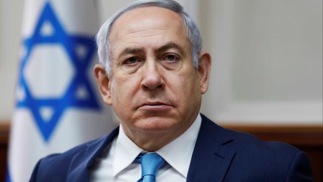 Premiê de Israel confirma ataque a alvos iranianos na Síria