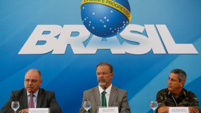 'Interventor terá poderes de governo no Rio de Janeiro', diz Jungmann
