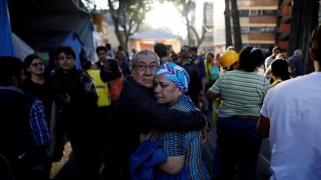Autoridades mexicanas confirmam que terremoto causou danos menores