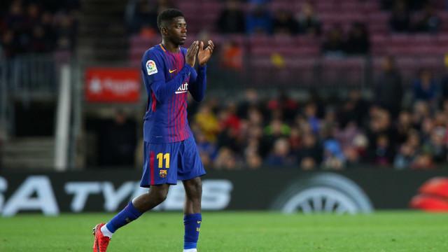 Substituto de Neymar no Barça acumula lesões e preocupa diretoria