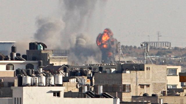 Israel sofre ataque lançado da Faixa de Gaza
