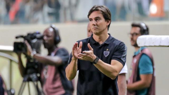 Interino não quer ser efetivado, e Atlético-MG segue atrás de técnico