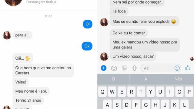 Unicef e Facebook criam robô que conversa sobre 'pornô de vingança'