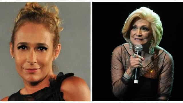 Andrea Beltrão vai viver Hebe Camargo no cinema