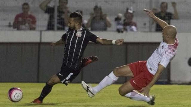 Corinthians empata com Red Bulle chega ao terceiro jogo sem vitória