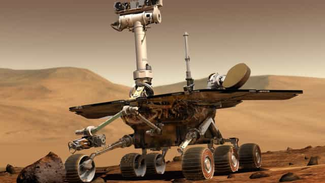 Nasa decide parar buscas de sonda perdida em Marte