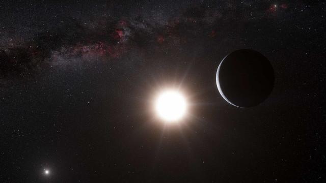 Telescópio italiano revela água em exoplaneta