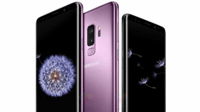 Vazamento enorme antecipa visual e especificações do Galaxy S9 e S9 +