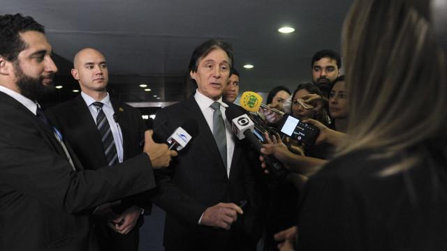 Senado não é puxadinho de outro Poder, diz Eunício Oliveira