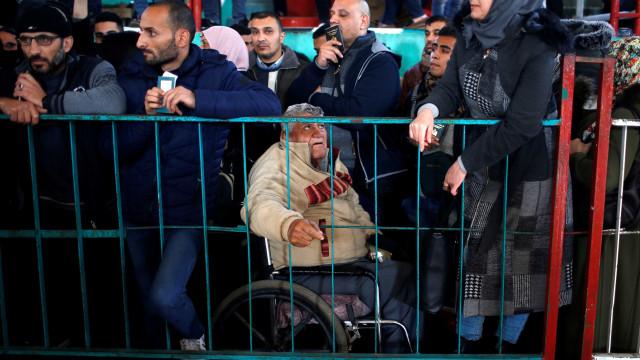 Passagem entre Egito e Gaza ficará aberta por 4 dias