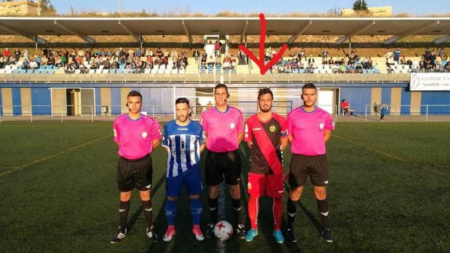 Jogador é preso na Espanha por envolvimento com apostas