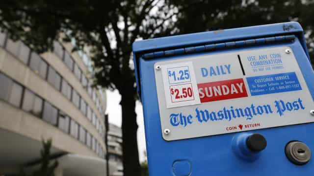 'The Washington Post' é eleita 8º empresa mais inovadora do mundo