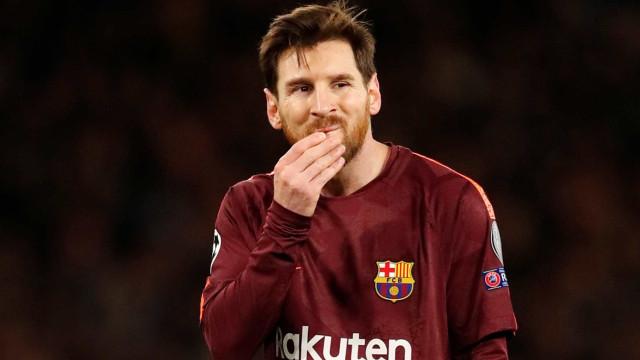 'Danos corporais graves', brinca ex-zagueiro sobre como parar Messi