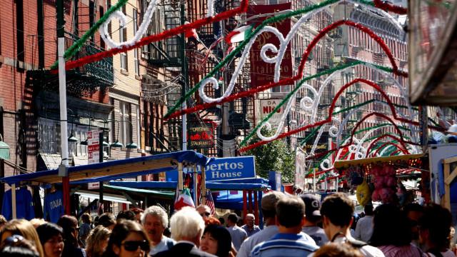 Bairro 'Little Italy' pode chegar ao fim em Nova York