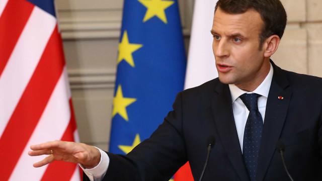 'França paga preço do sangue', diz Macron após ataque
