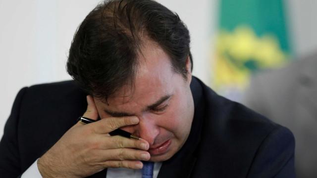 Mercado critica falta de 'estabilidade emocional' de Maia, diz jornal