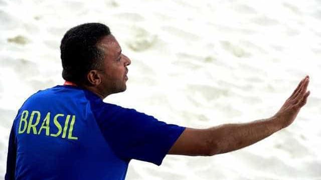 Seleção brasileira de futebol de areia é convocada para Copa América