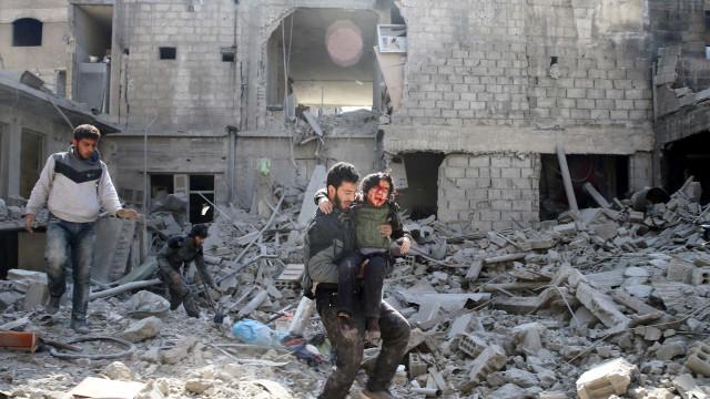 Coalizão liderada por Washington reconhece morte de 841 civis