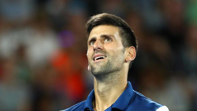 Após levar calote, Djokovic vira réu na Justiça brasileira