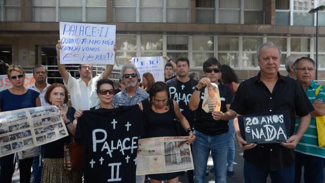 20 anos após desmoronamento, vítimas do Palace 2 não foram indenizadas