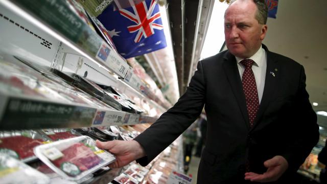 Vice-premiê da Austrália renuncia após escândalo sexual