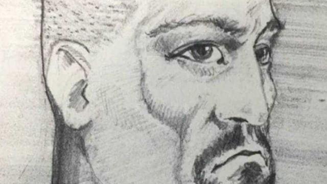 Polícia divulga retrato de homem que tentou matar analista de sistemas