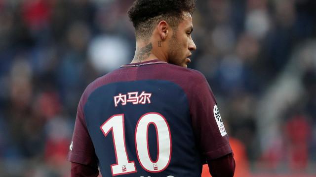 Após gastroenterite, Neymar é confirmado no clássico contra o Marselha