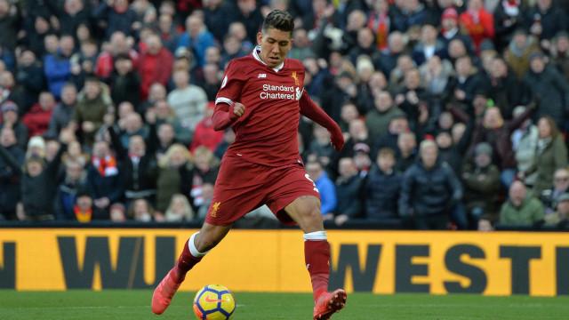 Firmino volta a marcar e Liverpool vence o West Ham pelo Inglês