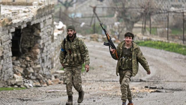 Ação militar turca já matou mais de 180 civis em Afrin