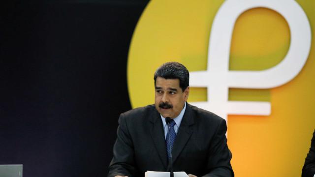 Investimento mínimo em criptomoeda venezuelana é de mil euros
