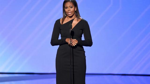 Michelle Obama lançará livro de memórias em novembro