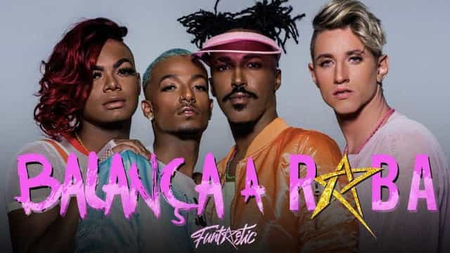 Bailarinos de Anitta e Pabllo Vittar criam 'primeira gayband do Brasil'