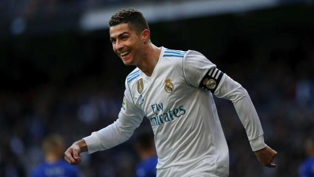 Cristiano Ronaldo cita Flamengo e Grêmio em entrevista; confira