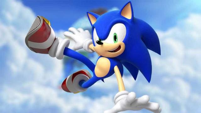 Sonic vai chegar ao cinema em 2019