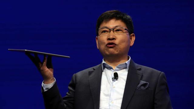 Huawei: 'No futuro, só 3 ou 4 fabricantes de smartphones sobreviverão'