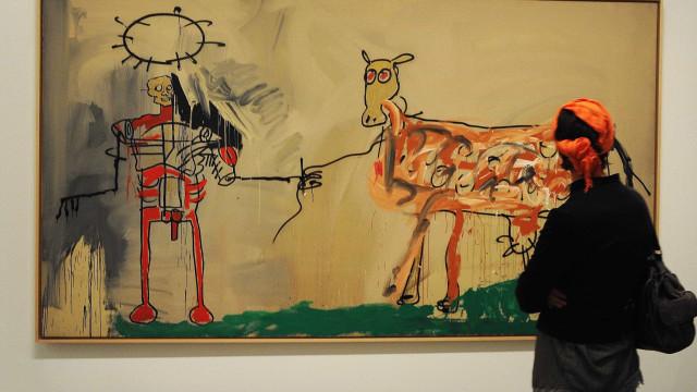 Mostra de Jean-Michel Basquiat atinge marca de 100 mil visitantes em SP