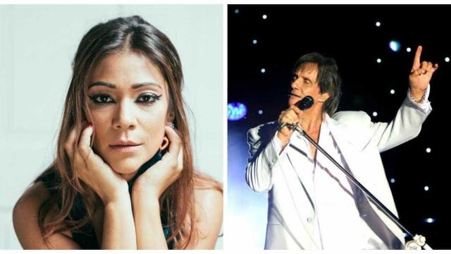 Roberto Carlos ganha tributo da fadista Raquel Tavares