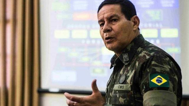 Tendência é que Mourão assuma compromissos de Bolsonaro, diz PRTB