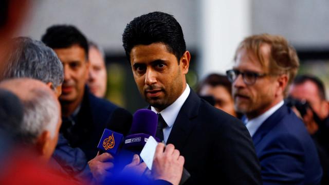 Presidente do PSG reclama de rumores sobre Neymar: 'Frustrante'