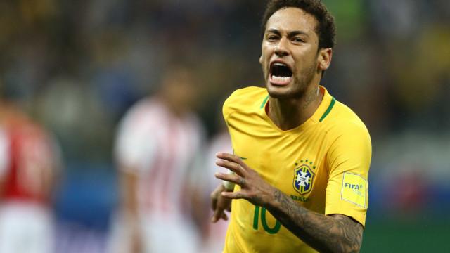 Preparador da seleção garante Neymar na estreia da Copa do Mundo