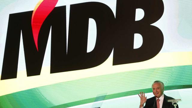 Deputados do MDB estão migrando para outros partidos