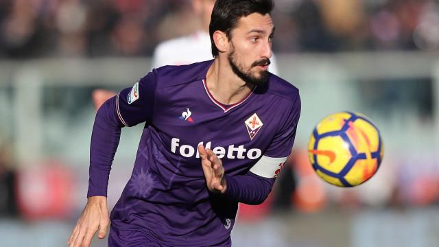 Autópsia revela motivo da morte de jogador da Fiorentina; confira