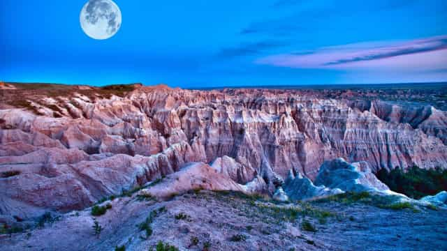 EUA escondem paisagens que parecem ser de outro planeta; conheça