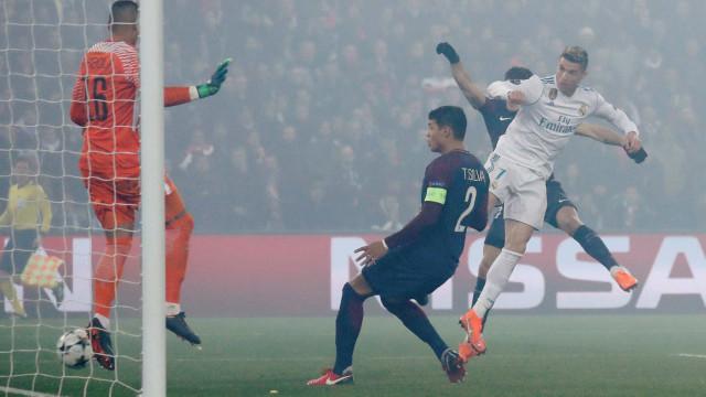 Dani Alves falha, Cristiano brilha e Real elimina o PSG da Champions