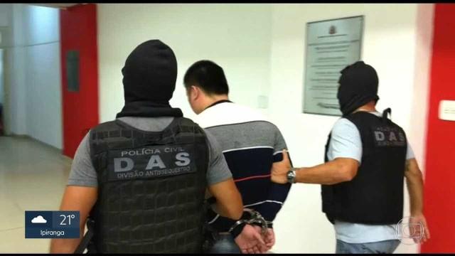Chinês é preso suspeito de matar mulher em prédio no centro de SP
