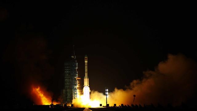 Estação espacial colidirá em breve com nosso planeta