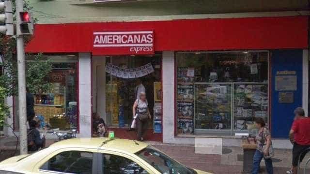 Lojas Americanas é alvo de criminosos na Zona Sul do Rio