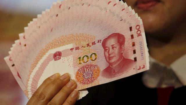 Banco central chinês diz que dinheiro vivo pode desaparecer