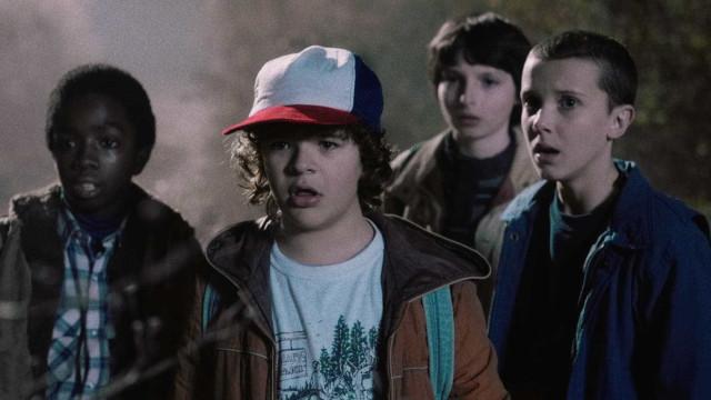 Nos EUA, série 'Stranger Things' comanda o terror no Dia das Bruxas