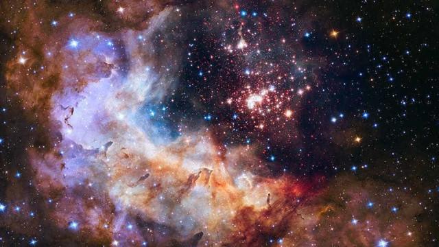 Vídeo mostra como o nosso universo nasceu